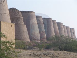 Derawar Fort Cholistan Pakistan