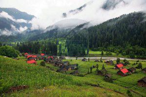 Kashmir nellam valley