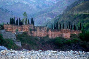 Muzaffar abad Fort