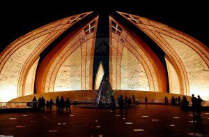 National Monument - Islamabad