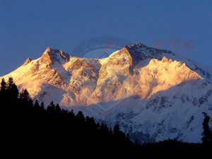 Nanga Parbat ( well known by the killer Mountain)