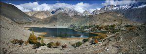 Borith Lake Gulmit Gojal