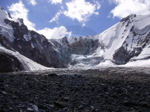 Mazeno Pass 5400m