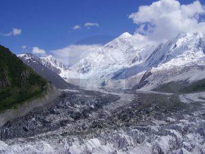 Rakaposhi  & Diran glacier