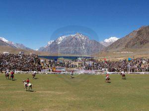 Polo Match at Shandur