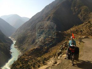 Cycling  tour on Silk Road (KKH)
