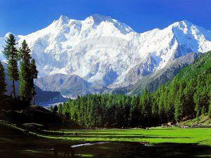 Nanga Parbat( The killer Mountain)