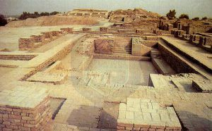 Gandhara civilization site