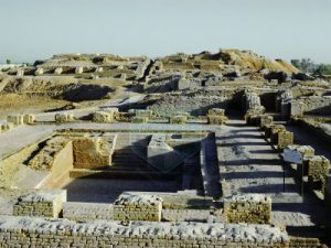 Mohenjodaro archaeological site