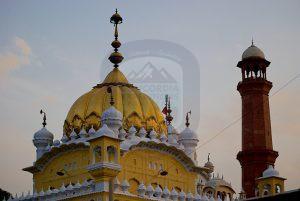 Tomb of Guru Arjan Dev