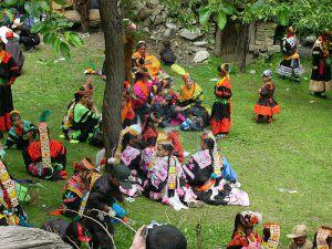kalash Festival gathering