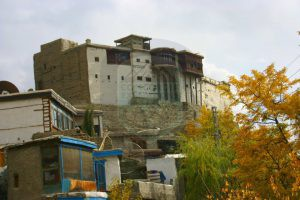 Baltit Fort (700 years old)
