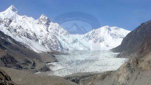 Gulmit Passu Peak & Glacier