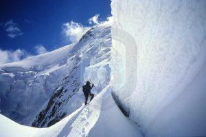 Climbing On K2