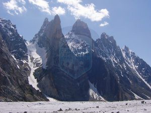 Trango towers another angle