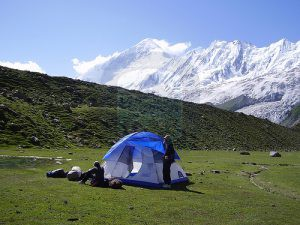 Drian View from Rakaposhi base camp