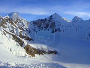 K2 as seen  From Gondogoro la Pass top