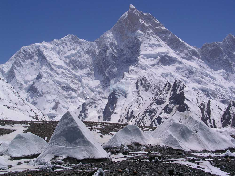 Masherbrum Peak