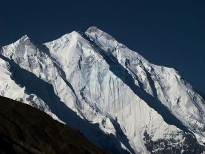 Another view of Rakaposhi Peak (7788M)