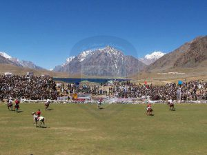 Shandur final Polo Match between Gilgit  and Chitral teams
