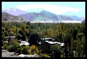 Shigar Fort Shigir Valley Skardu
