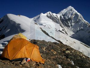 Spantik Expedition Camp 1
