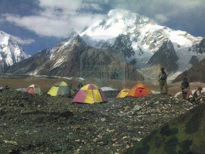 Concordia K2 Base camp