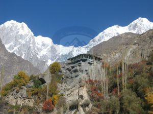 Hunza Peak & Ultar Peak View from Karakorum High way