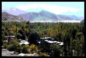 Shigar Fort skardu