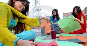 Lahore Pakistan Basant Celebrations